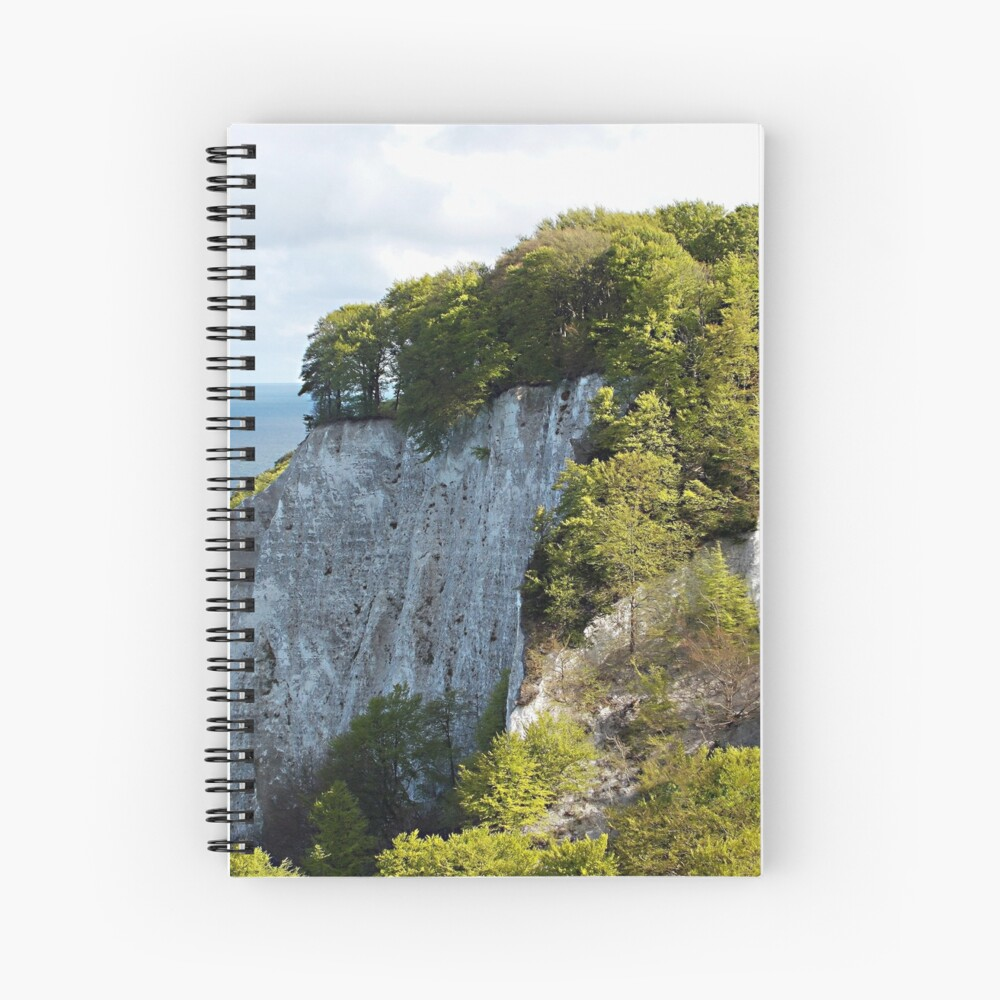The Victoria look Spiral Notebook