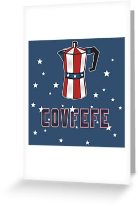 4th Of July Covfefe Patriot Coffee Espresso Trump By Milibadic