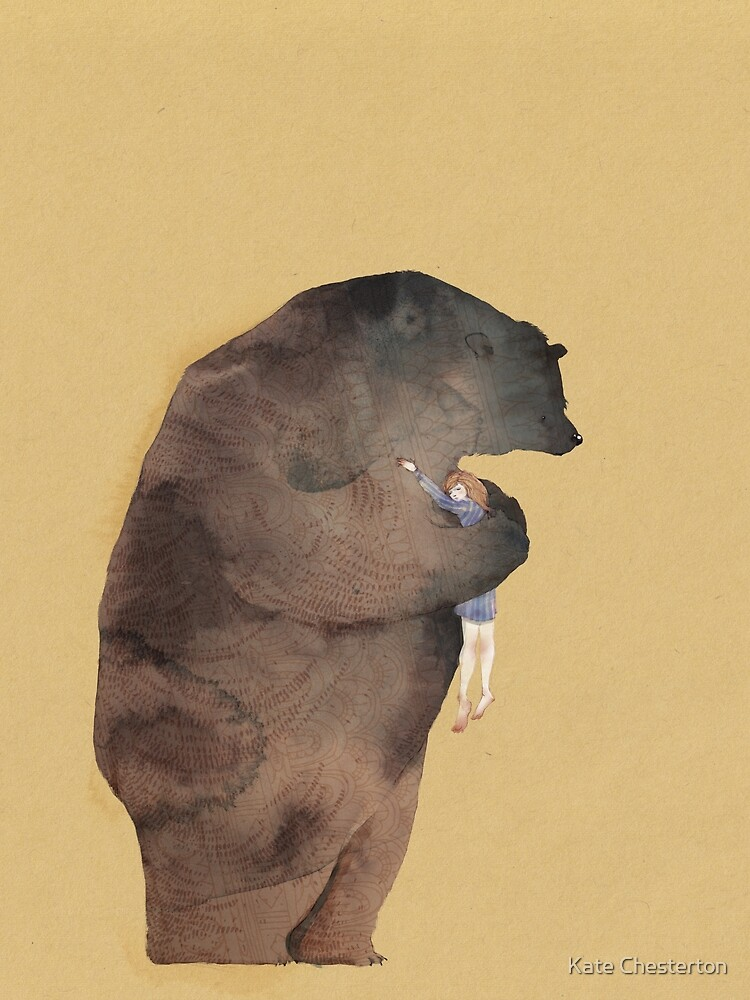 Bear Hug by Kate Chesterton