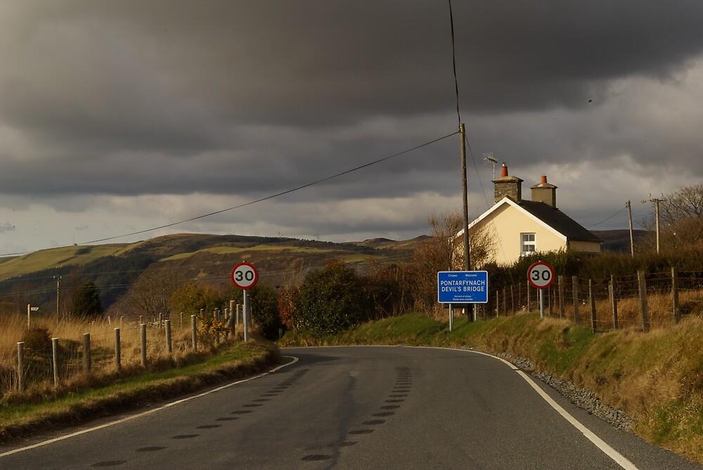 Welsh Skies by helenhelen