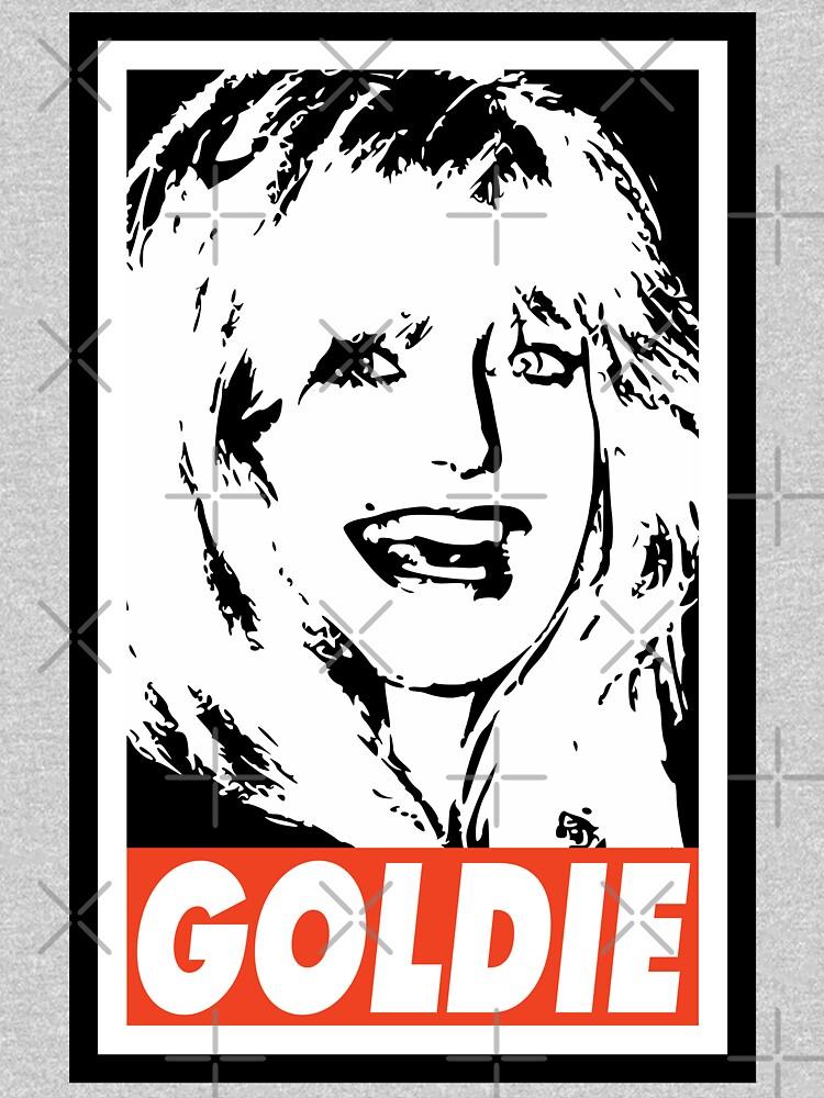 Goldie by idaspark