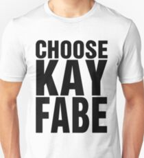 Choose Kayfabe T-Shirt