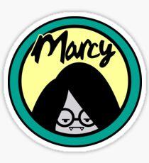 Marcy Sticker