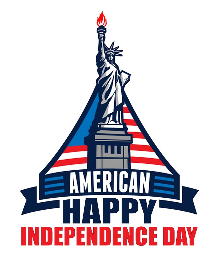Happy Independence Day USA T Shirt July 4th by sondinh