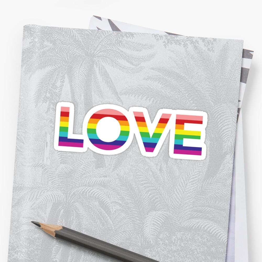 Love Is Love by gracehertlein