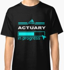 ACTUARY TRUST ME Classic T-Shirt