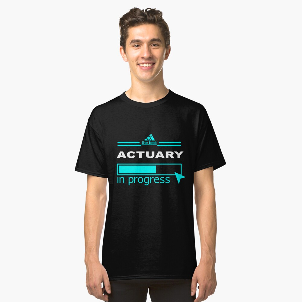 ACTUARY TRUST ME Classic T-Shirt Front