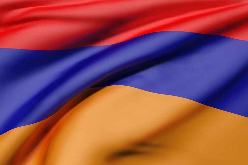 Armenia flag by erllre74