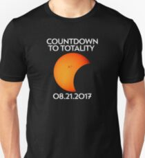 Solar eclipse August 2017 T-Shirt