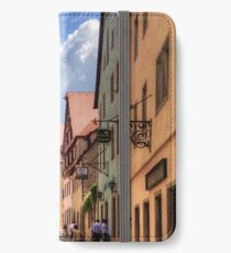 White Tower Rothenburg iPhone Wallet/Case/Skin