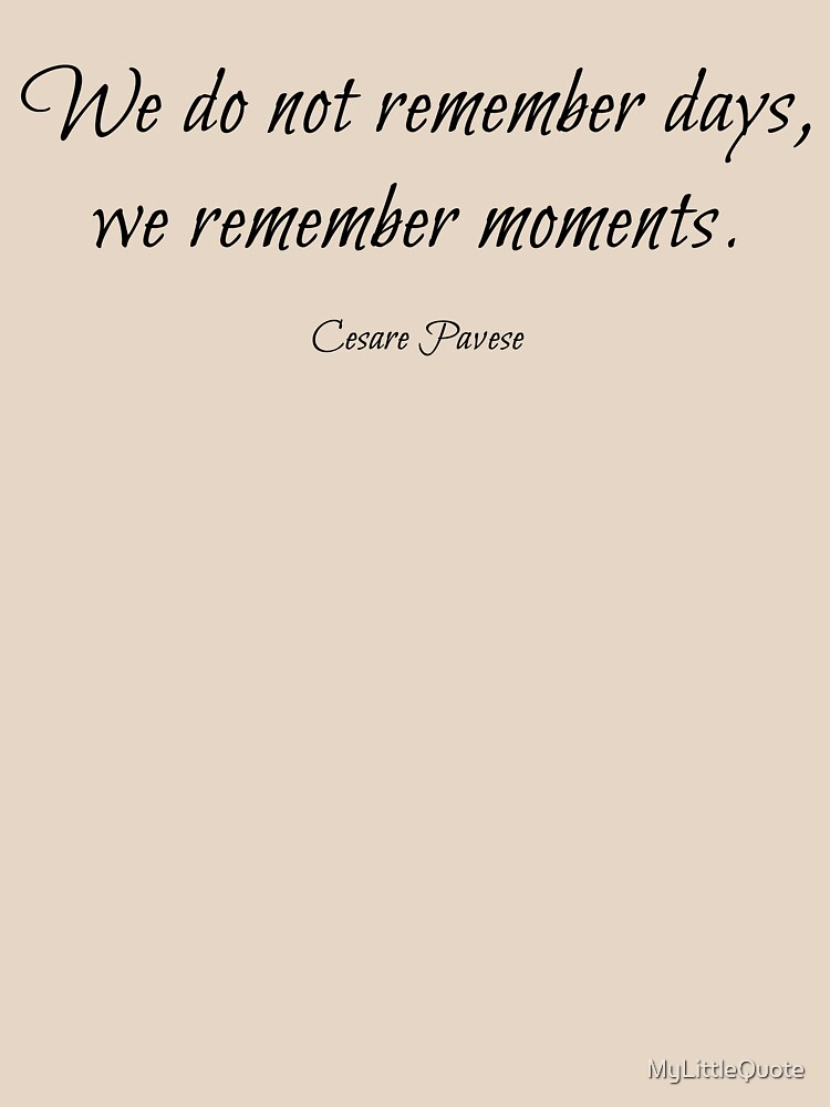 Cesare Pavese Quote by MyLittleQuote