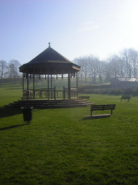 Bandstand by helenhelen