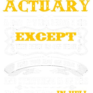 ACTUARY DEFINITION by ameliaalex