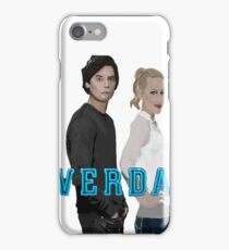 Betty and Jughead iPhone Case/Skin