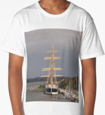 Tall Ship Passat Long T-Shirt