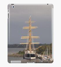 Tall Ship Passat iPad Case/Skin