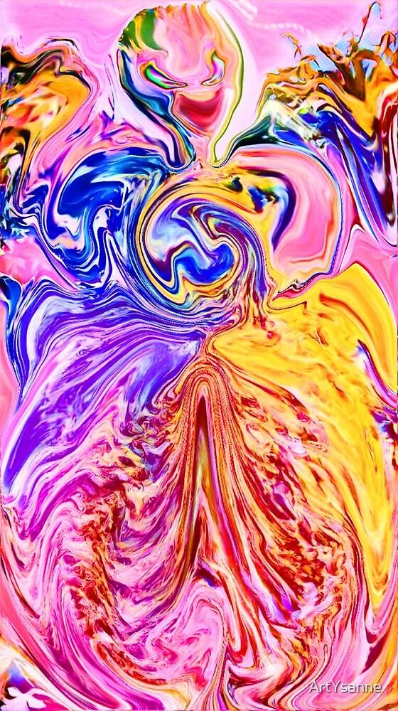 Jelly Belly by ArtYsanne