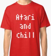 Atari and chill Classic T-Shirt