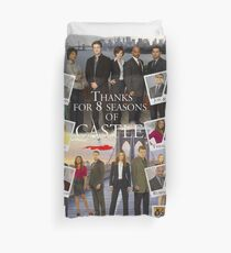 Thanks Castle Duvet Cover