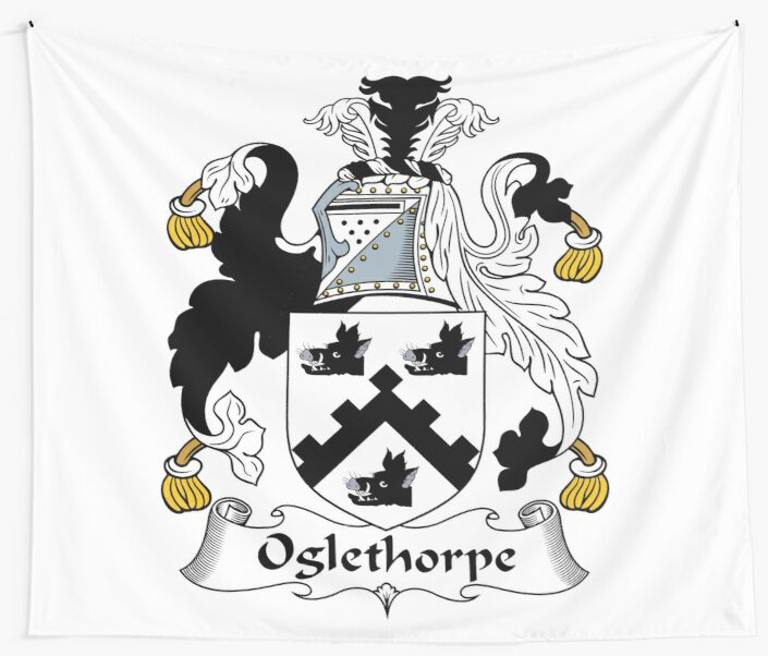 Oglethorpe by HaroldHeraldry