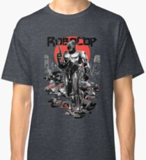 RoboCop - Graphic Novee Style Classic T-Shirt