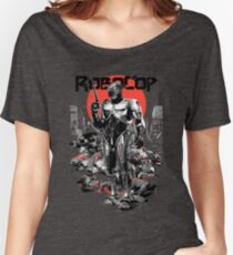 RoboCop - Graphic Novee Style Women's Relaxed Fit T-Shirt
