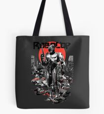 RoboCop - Graphic Novee Style Tote Bag