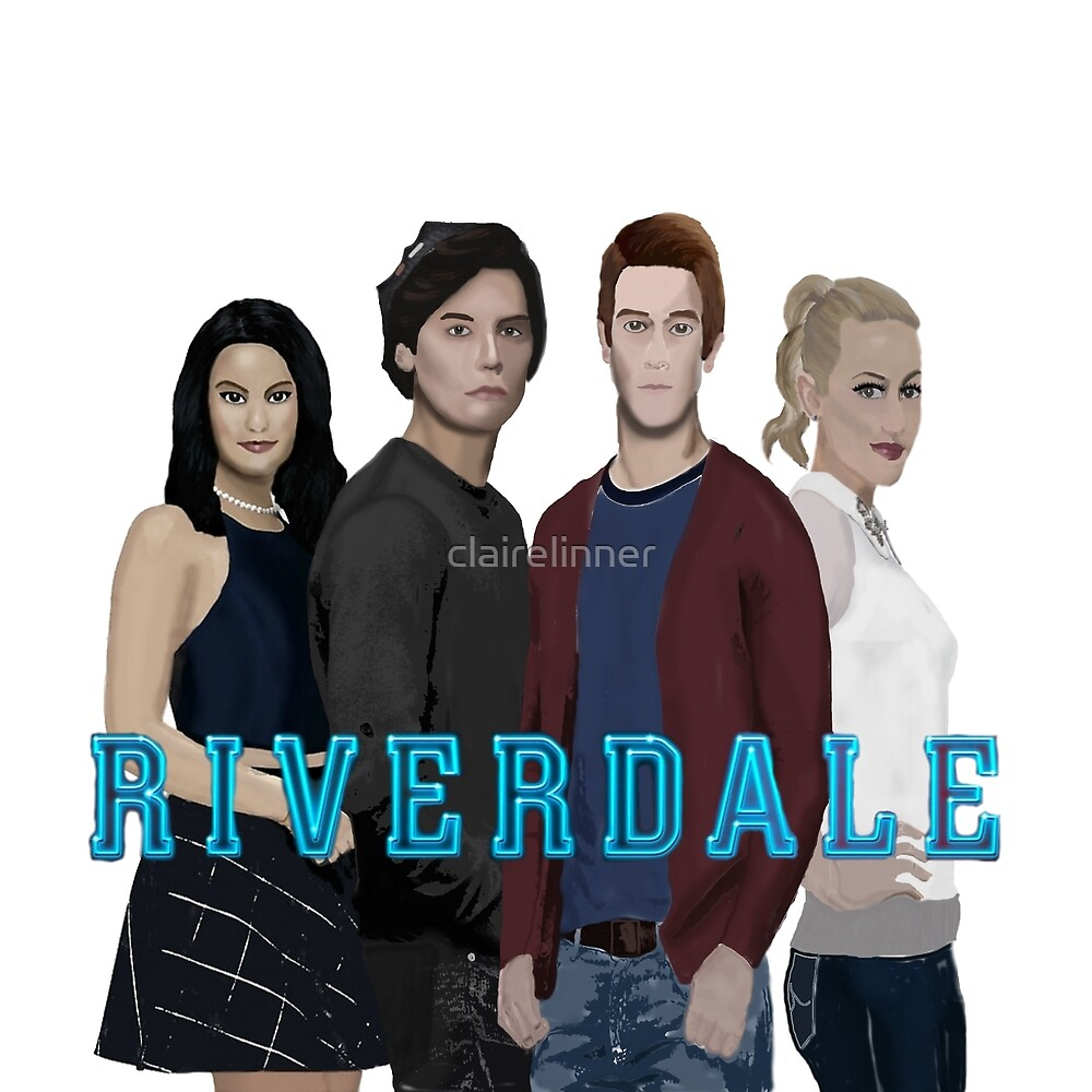 Riverdale Cast by clairelinner