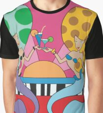 Colorful mermaids Graphic T-Shirt