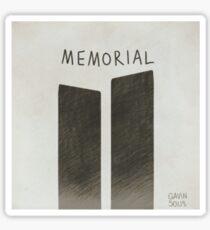 AOTA John Gavin Solis // Memorial Sticker