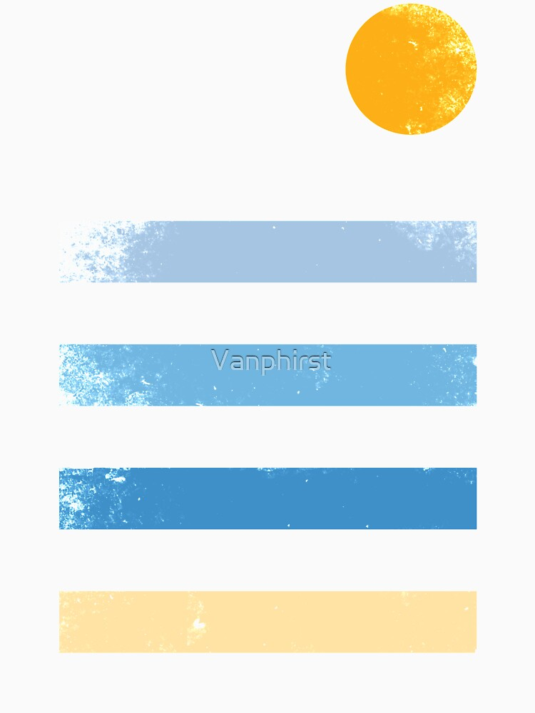 Vintage Sun and Sea by Vanphirst
