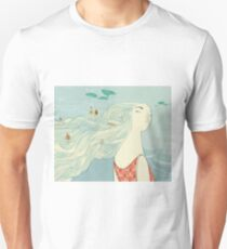 Ophelia - Woman of the Water Unisex T-Shirt