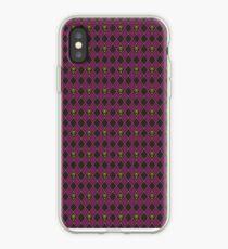 Killer Queen pattern iPhone Case