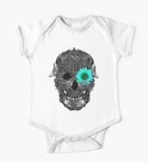 Insect Skull One Piece - Short Sleeve