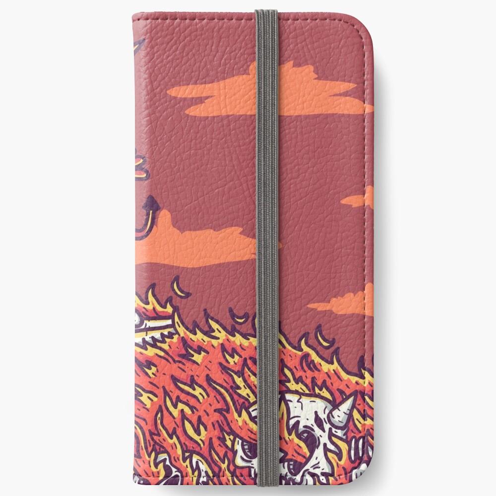 hellsurf iPhone Wallet