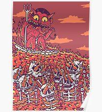hellsurf Poster