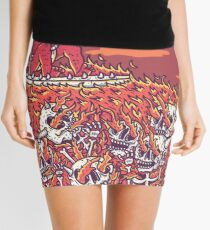 hellsurf Mini Skirt