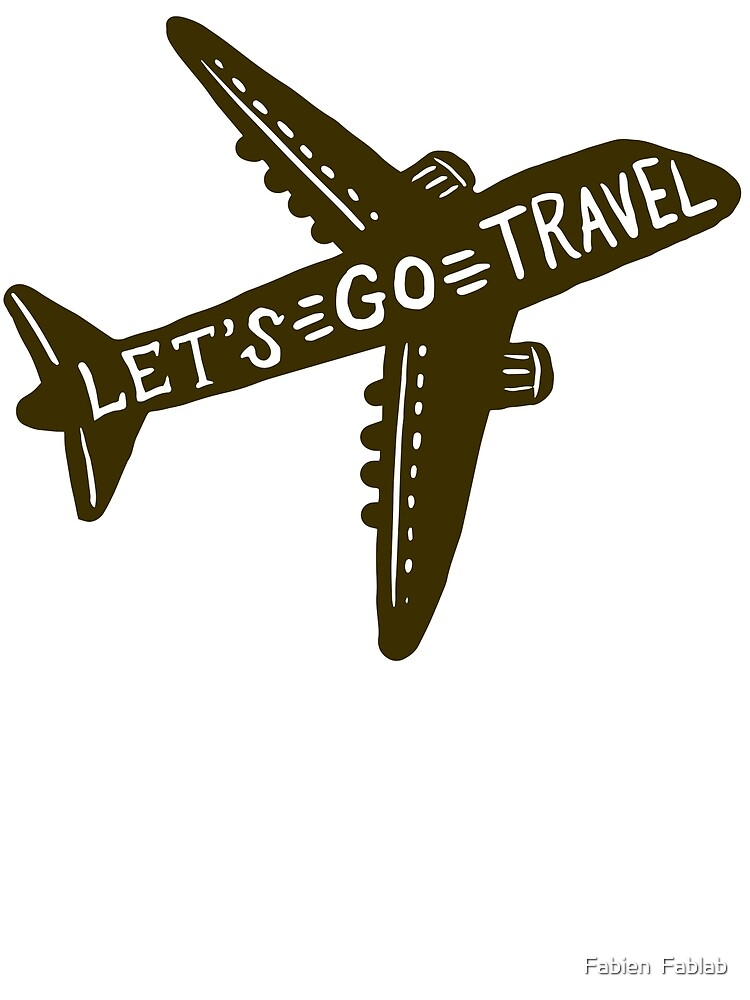 Let's go travel by Fabien  photofab.fr