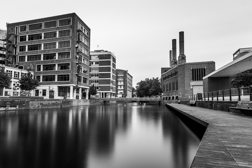Rotterdam, Netherlands by PeterCseke