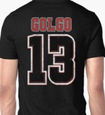 Golgo Jersey Unisex T-Shirt