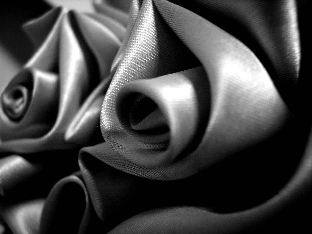silk flowers by AliceFrench7