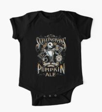 Nightmare Before Christmas - Skellingtons Pumpkin Ale Kids Clothes