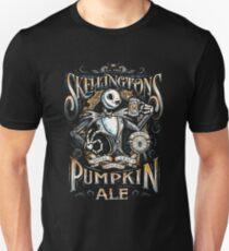 Nightmare Before Christmas - Skellingtons Pumpkin Ale T-Shirt