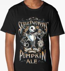Nightmare Before Christmas - Skellingtons Pumpkin Ale Long T-Shirt