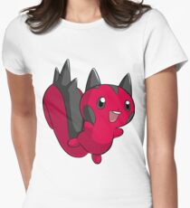Fake Shiny Pachirisu Womens Fitted T-Shirt