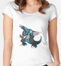 Fake Shiny Palkia (Dragon/Water) Women's Fitted Scoop T-Shirt