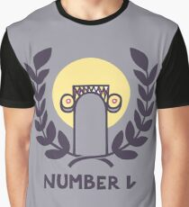 Number One Graphic T-Shirt