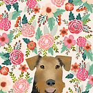 airedale, airedale terrier, dog, dogs, dog print, dog art, pet,  pet art, airedale art, airedale terrier art, airedale gift, gift shop, dog gifts,  by PetFriendly