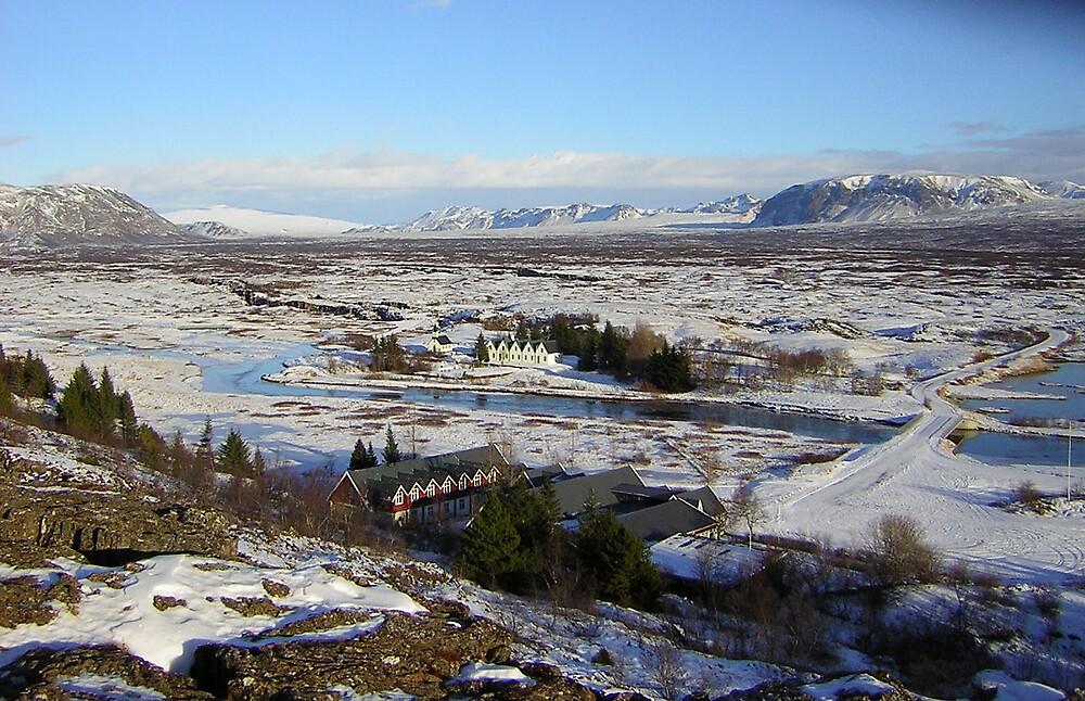 Far Away in Iceland by helenhelen