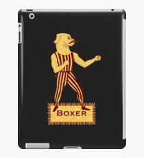 Boxer Dog Bonzo Bones iPad Case/Skin